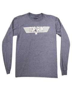 Adult Top Gun Fightertown U.S.A. Long Sleeve