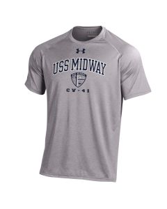 Adult UA Tech™ USS Midway Museum Shirt