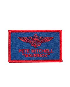 Top Gun Pete Mitchell ''Maverick'' Collectible Patch