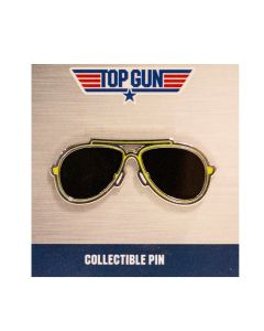 Top Gun Aviator Sunglasses Collectible Pin