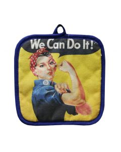 Rosie the Riveter Potholder