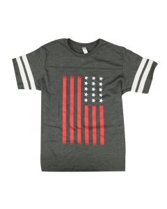 Youth Retro Flag Tee