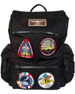 Top Gun Assorted Patches Backpack